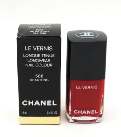 Chanel Le Vernis Nail Colour - 508 Shantung - Limited Edition - eckoYak