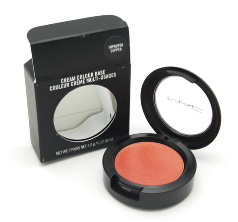MAC Cream Colour Base - Improper Copper (Discontinued)