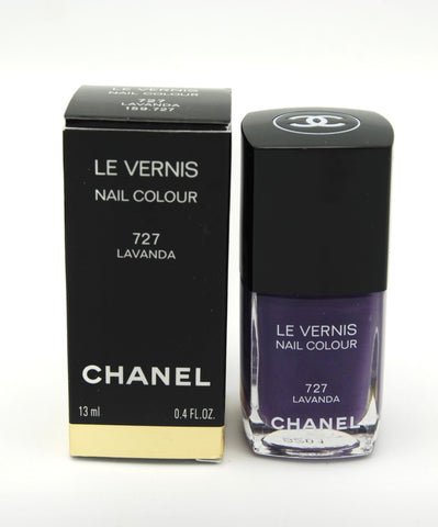 Chanel Le Vernis Nail Colour - 727 Lavanda (Discontinued) - eckoYak