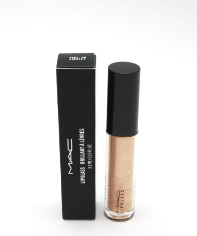 MAC Lipglass - Very Go Lightly (New Packaging) - eckoYak