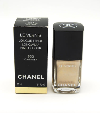 Chanel Le Vernis Nail Colour - 532 Canotier - Limited Edition - eckoYak