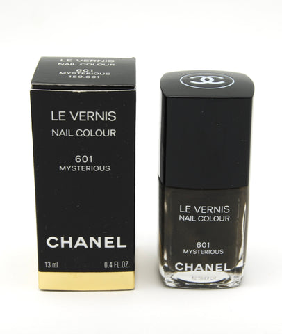 Chanel Le Vernis Nail Colour - 601 Mysterious (Discontinued) - eckoYak