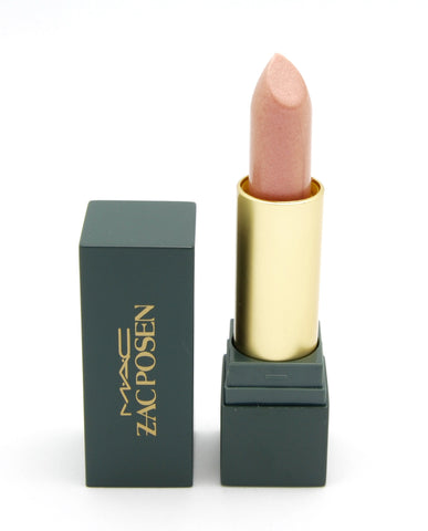 MAC Lustre Lipstick - Zac Posen Collection - Sheer Madness (LE) - eckoYak
