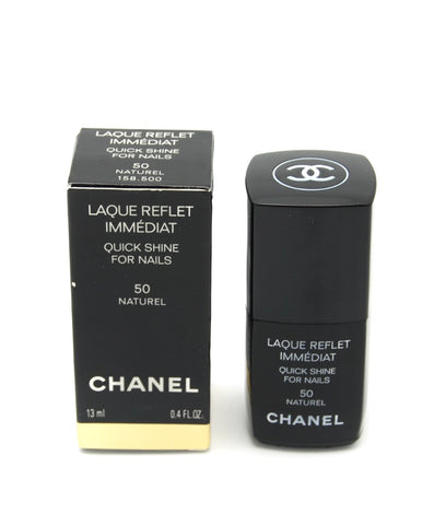 Chanel Laque Reflet Immediat Quick Shine for Nails 50 Naturel - eckoYak