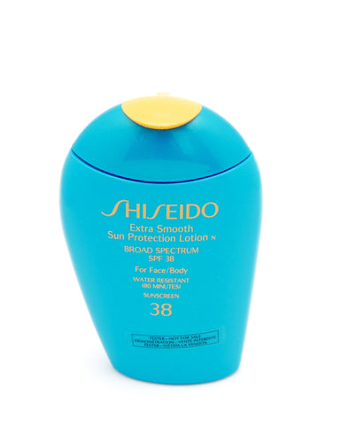 Shiseido Extra Smooth Sun Protection Lotion Broad Spectrum SPF 38 PA++ - eckoYak