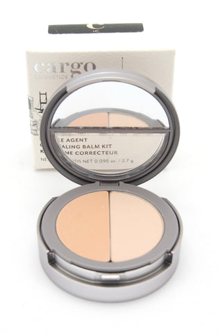 Cargo Cosmetics Double Agent Concealing Balm Kit - 1C, 2N, 3W or 4N - eckoYak