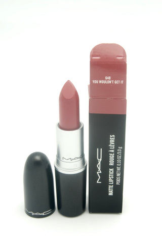 MAC Matte Lipstick - You Wouldn't Get It