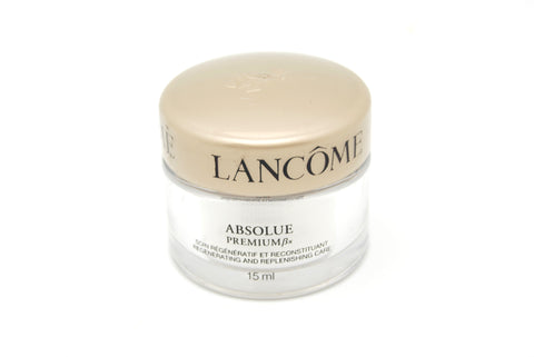 Lancome Absolue Premium Bx Replenishing and Replenishing Cream 15ml /0.50oz (exp2020) (missing bottom label) - eckoYak