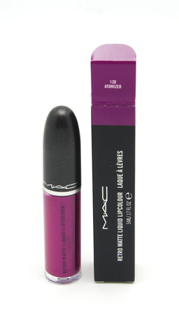 MAC Retro Matte Liquid Lipcolour - Atomized (Limited Edition) - eckoYak