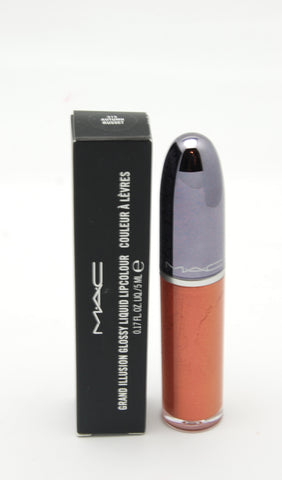 MAC Grand Illusion Glossy Liquid Lipcolour - Autumn Russet - eckoYak
