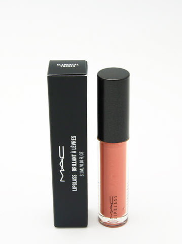 MAC Lipglass - Elemental Forces - eckoYak