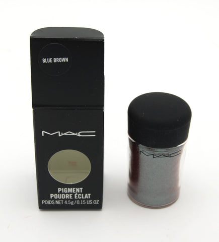 MAC Pigment - Blue Brown - eckoYak