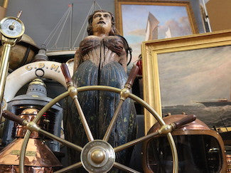 Lannan Ship Model Gallery & Nautical Antiques Moving Auction