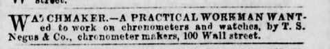 New York Daily News, 23 May 1853