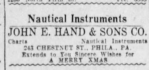 Philadelphia Inquirer, 25 Dec 1934