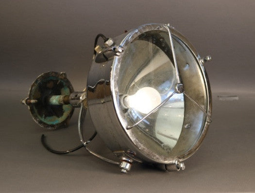"Vanderbilt Yacht ""Alva"" Searchlight"