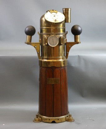 British Royal Navy Ship's Binnacle