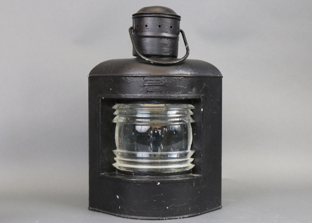 Painted Ship's Masthead Lantern by Perko