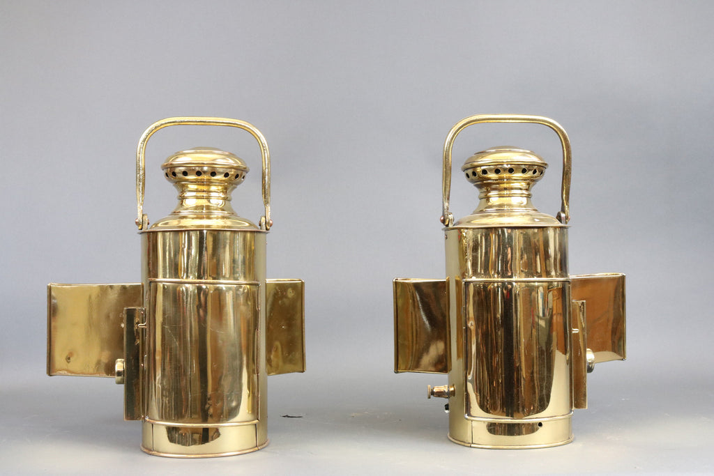 Port and Starboard Wing Lanterns
