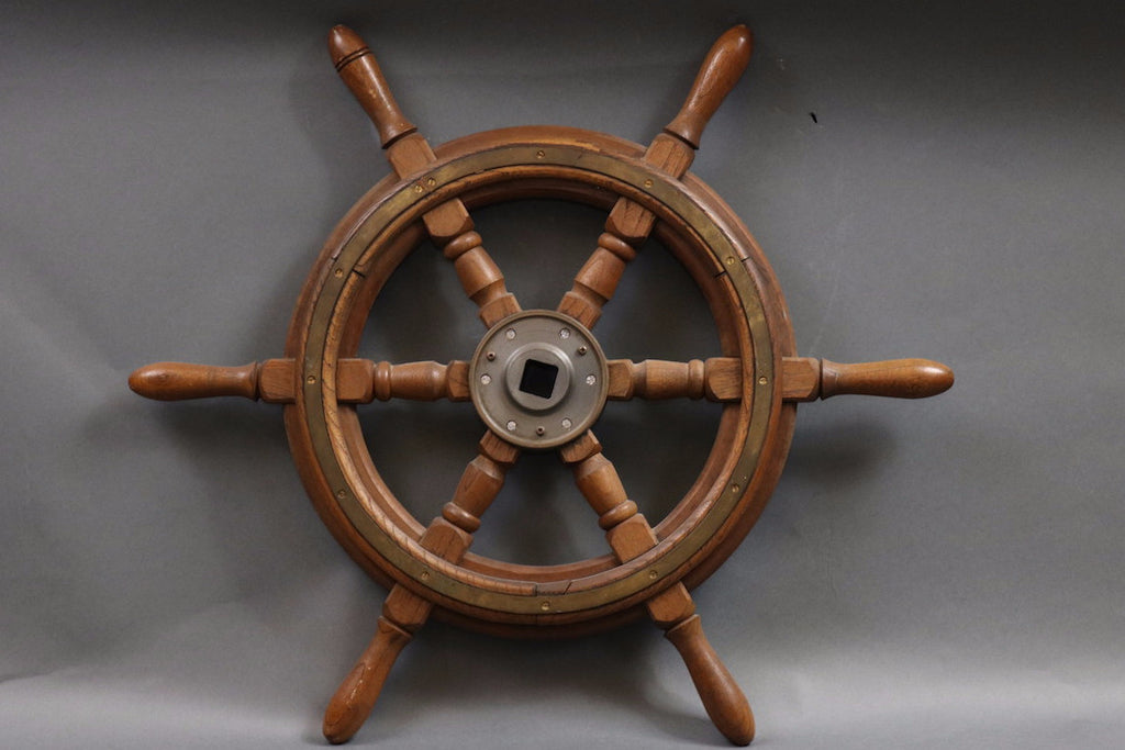 Six Spoke Ship's Wheel