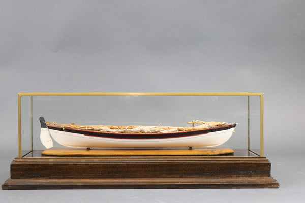 Fine Scale Model of Nantucket Whaleboat