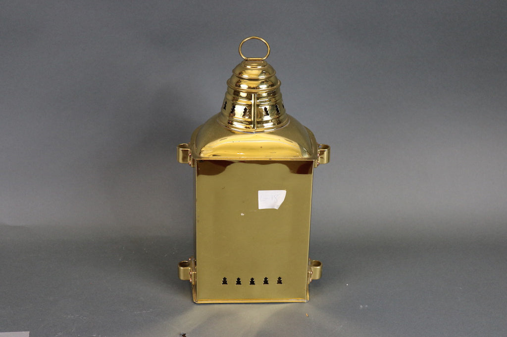 Solid Brass Ship's Masthead Lantern