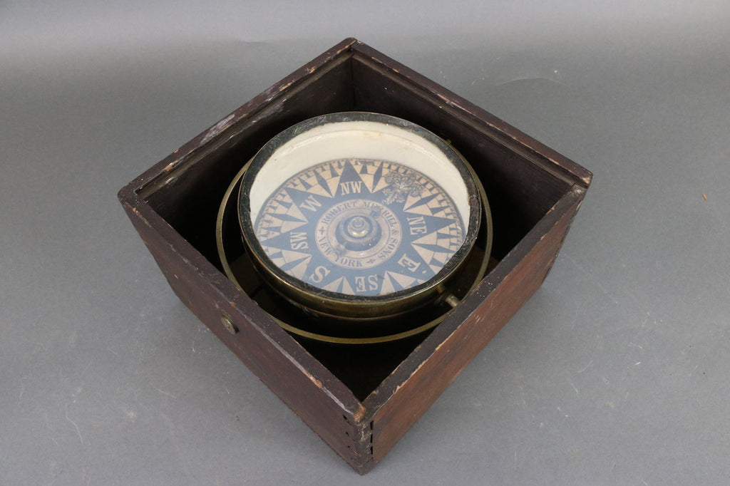 Robert Merill & Sons Ship's Compass