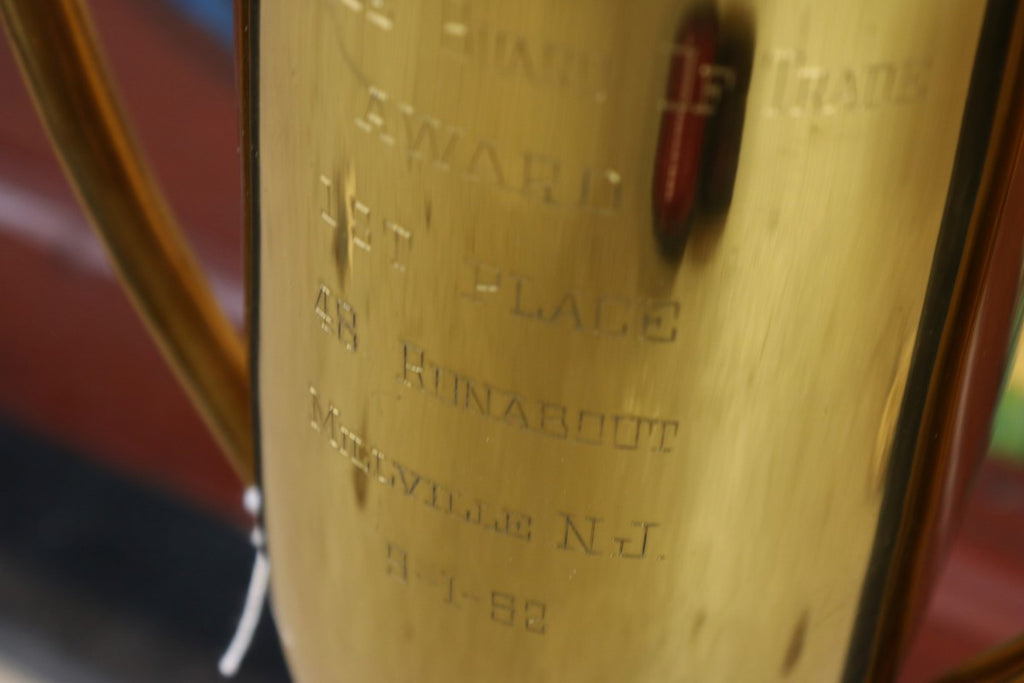 Speedboat Trophy, c. 1952