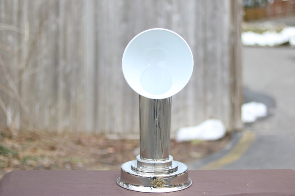Ventilator Funnel Table Lamp