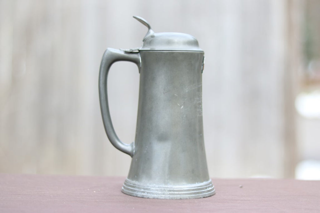 Pewter Trophy Cup from Shinnecock Bay Yacht Club