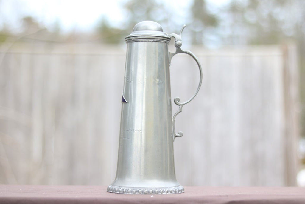 Pewter Stein Trophy Cup from Eastern Yacht Club
