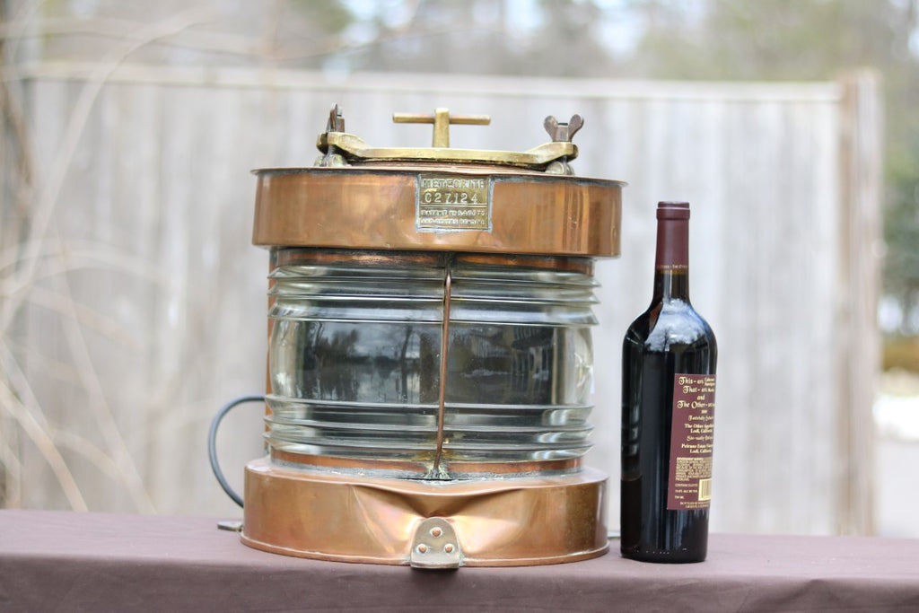 Towing Lantern by Meteorite