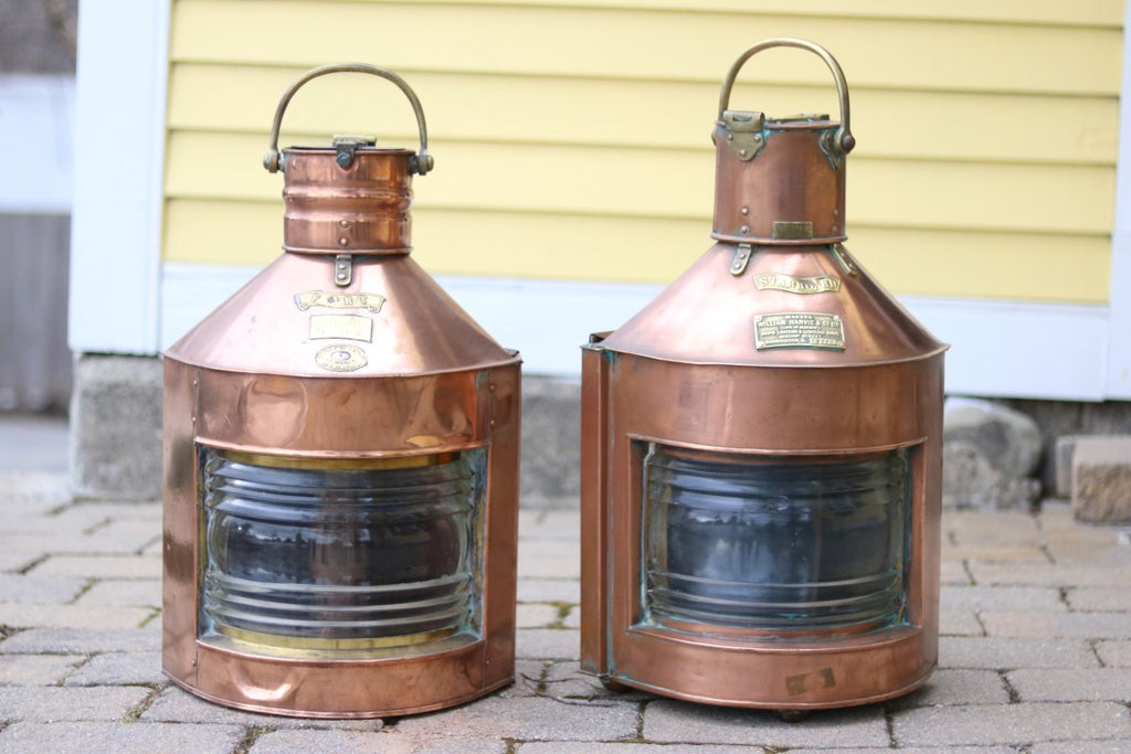 Pair of Port & Starboard Lights