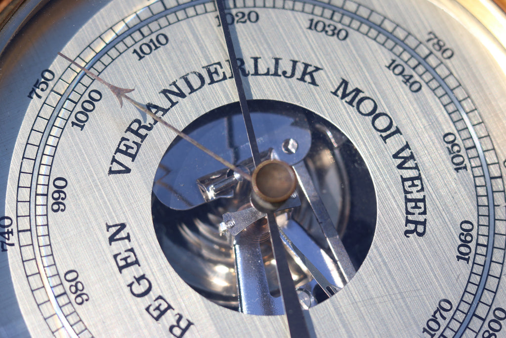 Aneroid Barometer | Germany