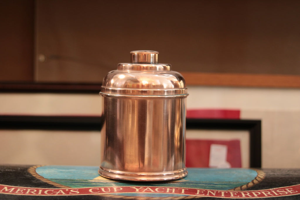 Early Copper Humidor