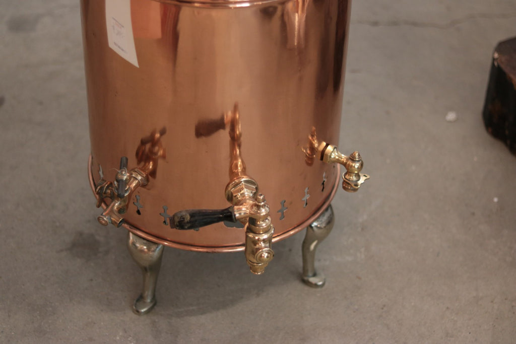 Copper Coffee Urn