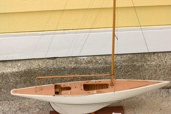 Old Model of a Sloop