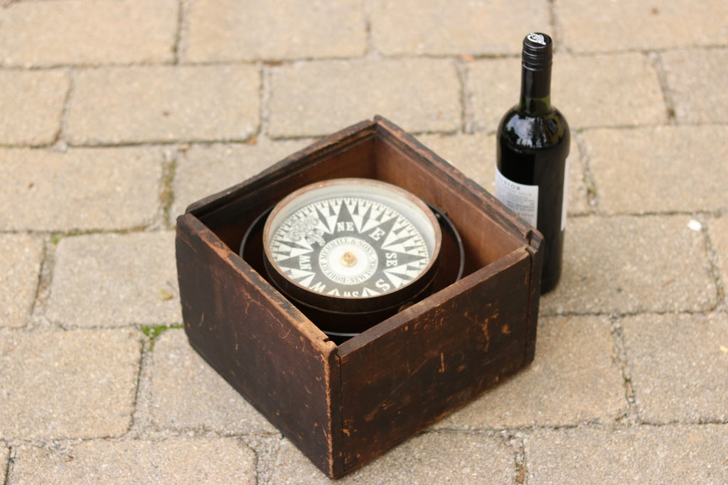 Boxed Compass by Robert Merrill & Sons