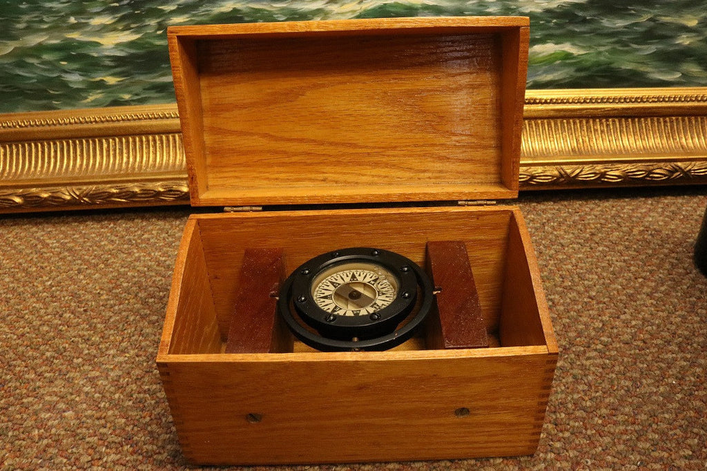 Boxed Compass by Dirigo