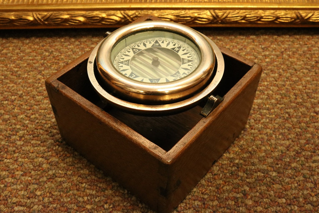 Boxed Compass by Wilcox Crittenden