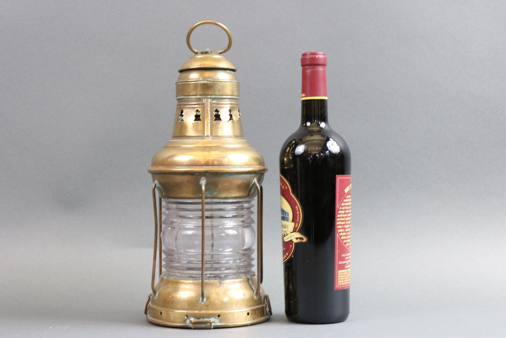 Solid Brass Perko Anchor Lantern