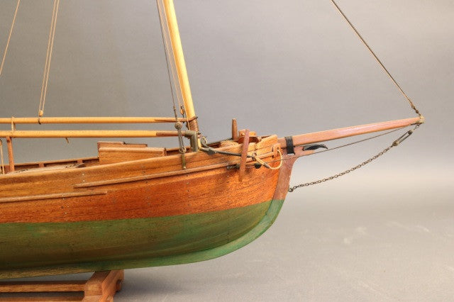 "Robert Innis Model of ""Cormorant"""