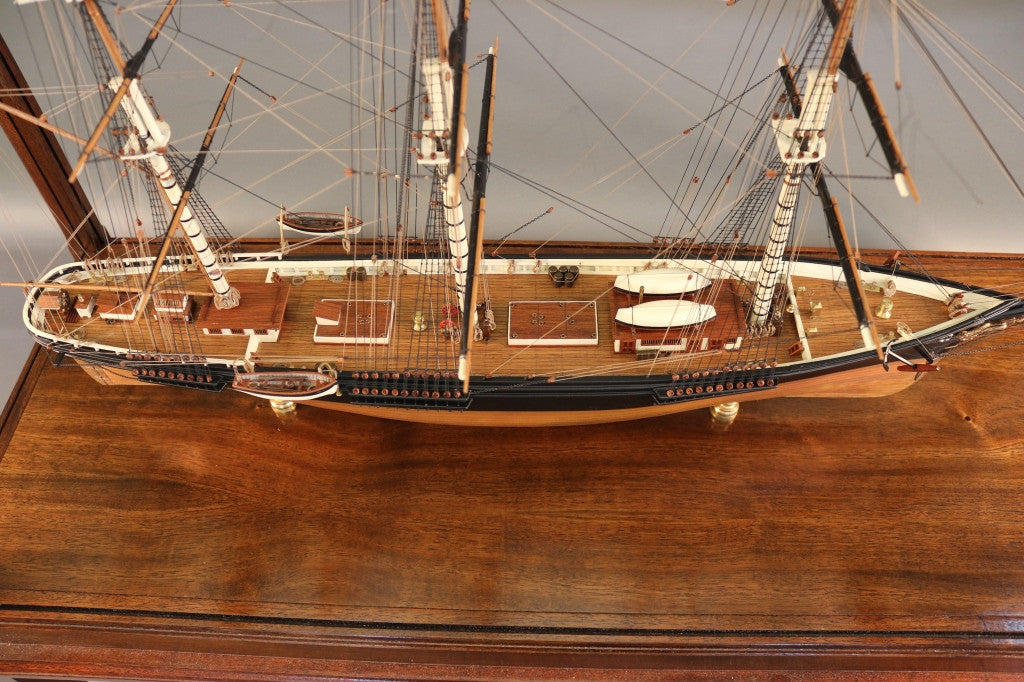 Sovereign of the Seas | McKay Clipper Ship | 1852