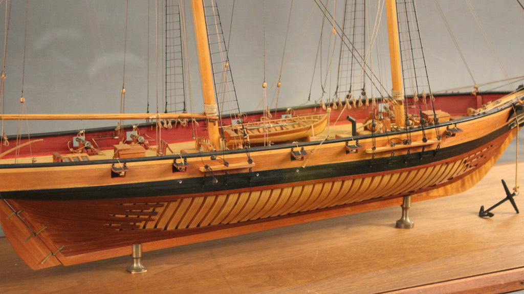 "Hitchcock Model of Slaver ""Xarifa"""