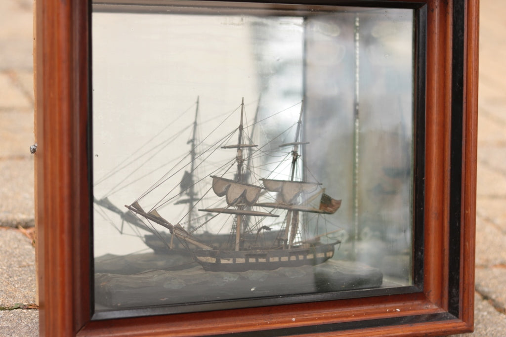 Shadowbox | 19th century