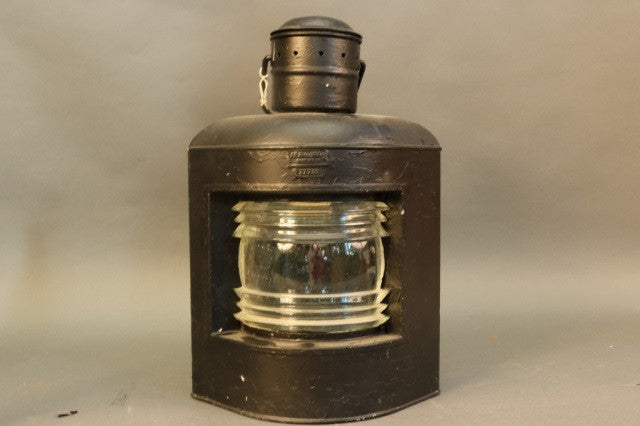 Antique Ship's Lantern