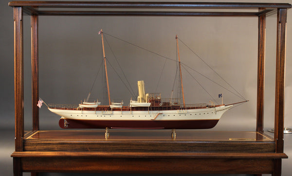 North Star | Steam Yacht Model | Vanderbilt