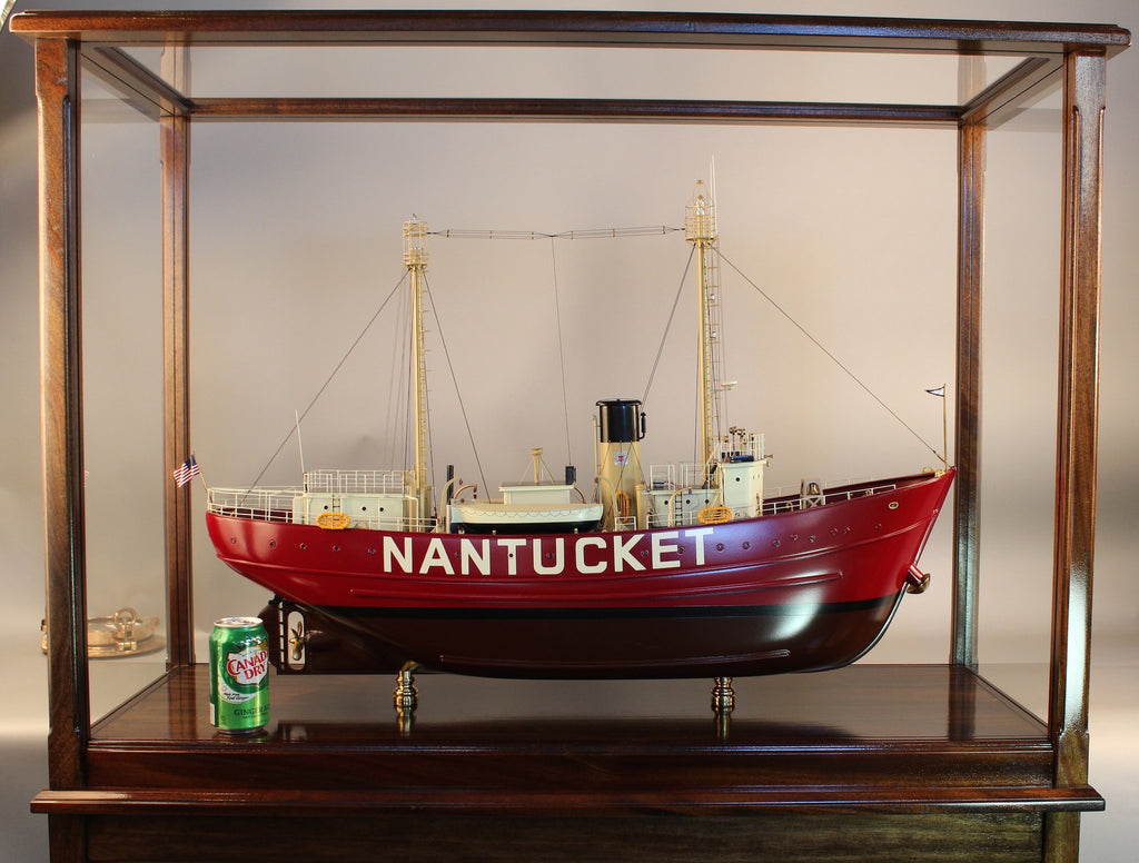 Nantucket Lightship Model