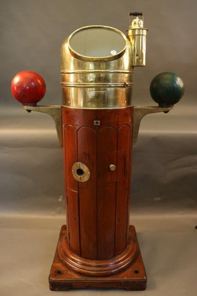 English Binnacle by Castle & Co of Hull