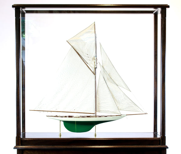 "America's Cup Yacht ""Defender"" of 1895"